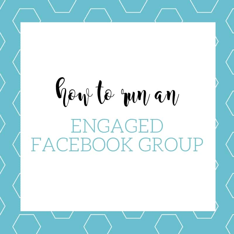 Engaged Facebook Group