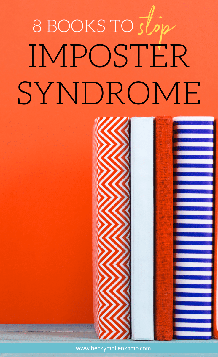 8 books to fight imposter syndrome