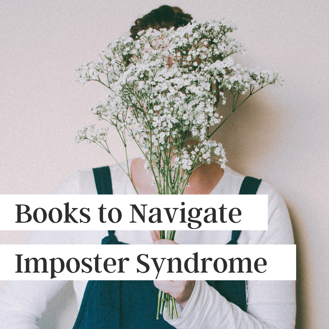 Books for imposter syndrome