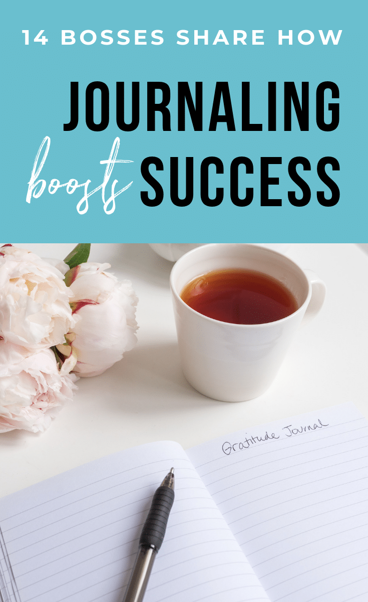 Journaling for success: 14 business owners share their stories on beckymollenkamp.com