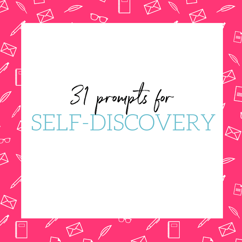 Journaling Prompts for Self Discovery as a Small Business Owner
