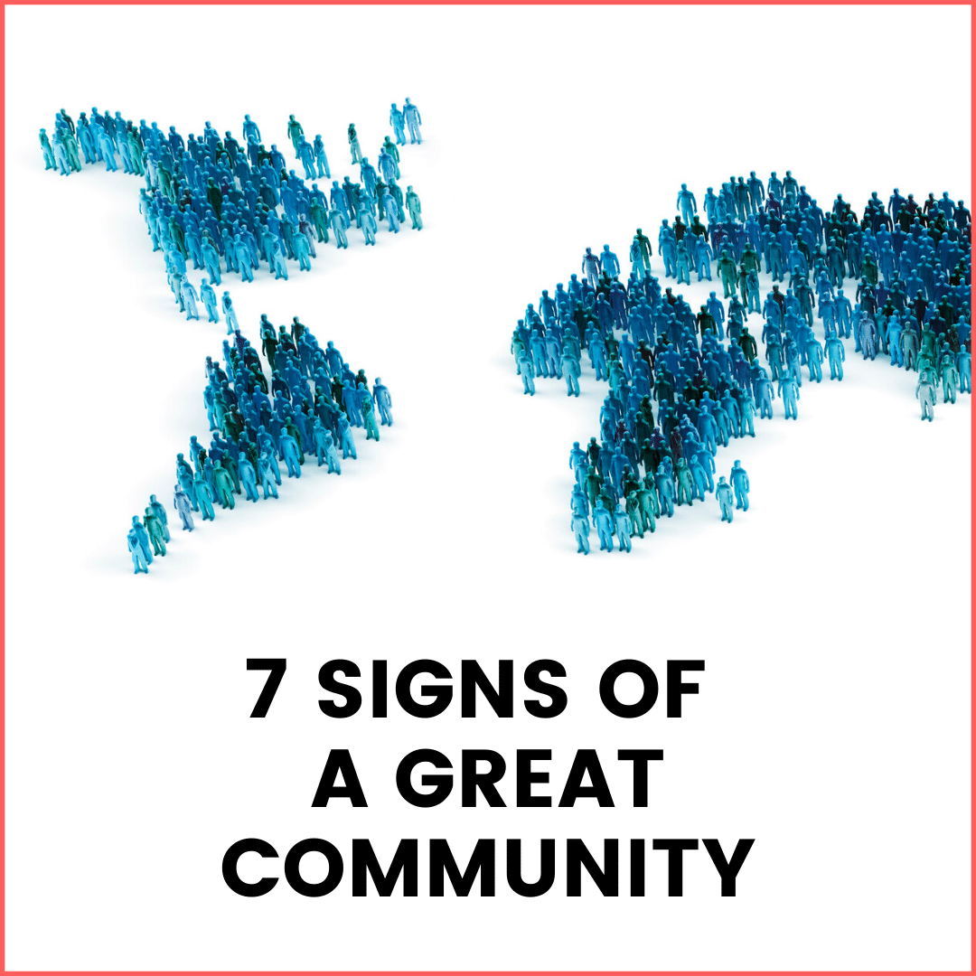 7 Signs You've Found Your Business Community