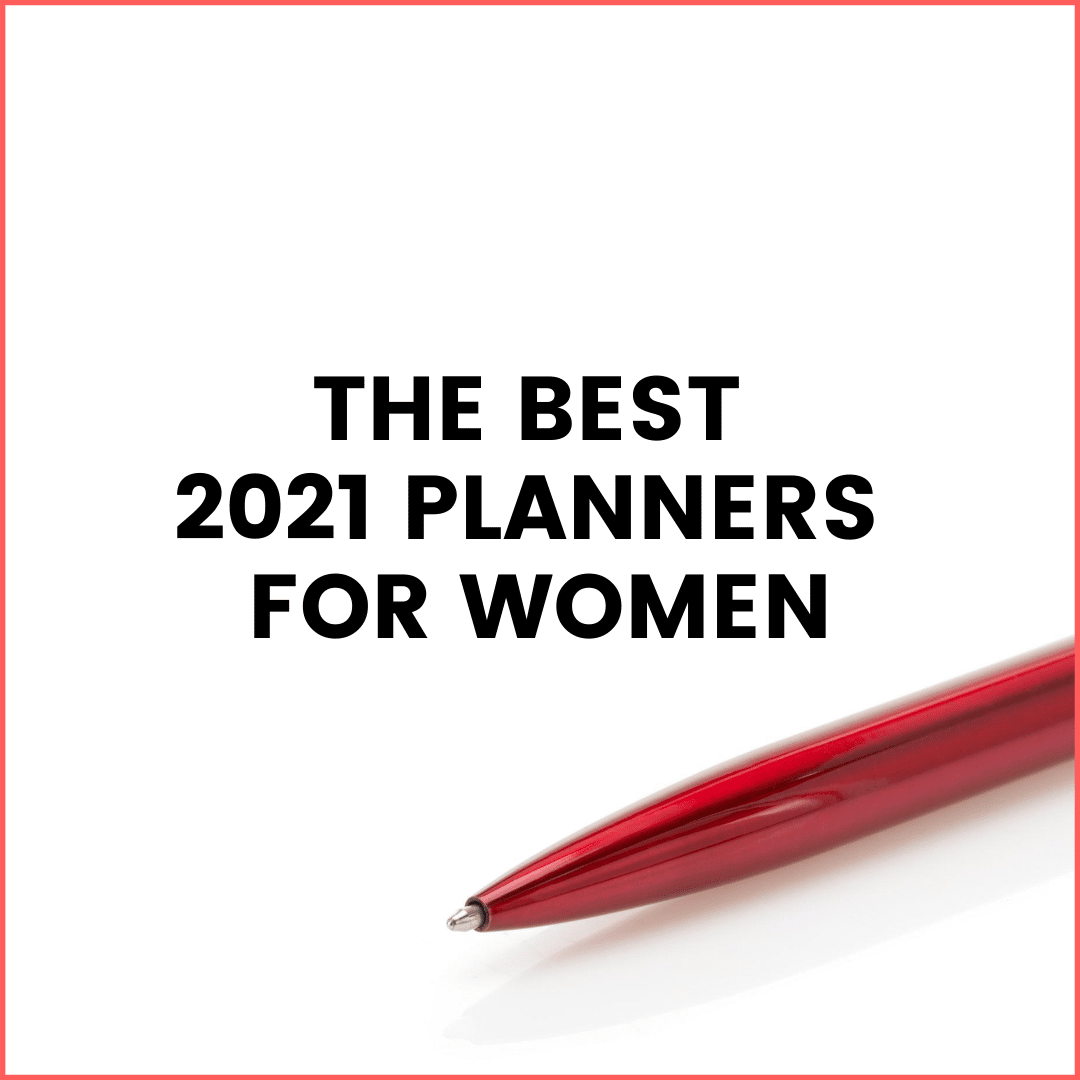 Planners for 2021: The best options for women