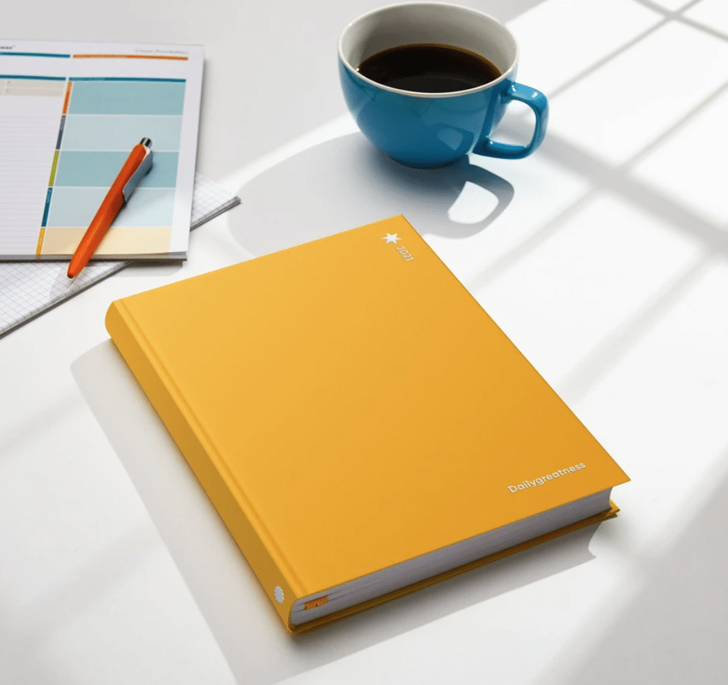 DAILYGREATNESS PLANNER