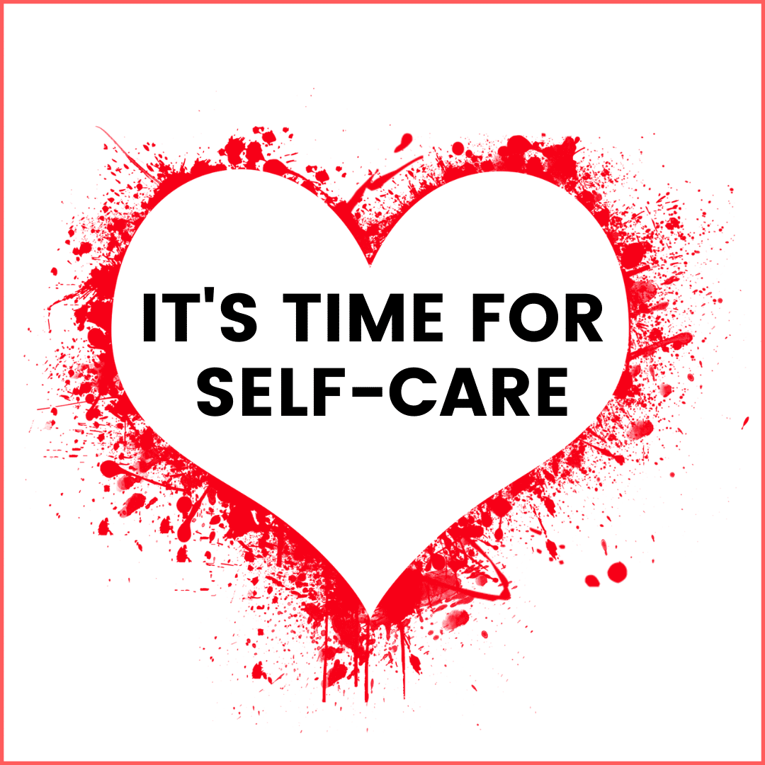 It's Time for Self-Care (podcast)