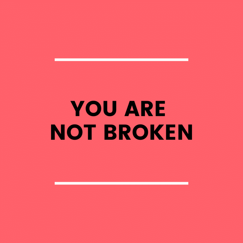 You Are Not Broken (podcast)