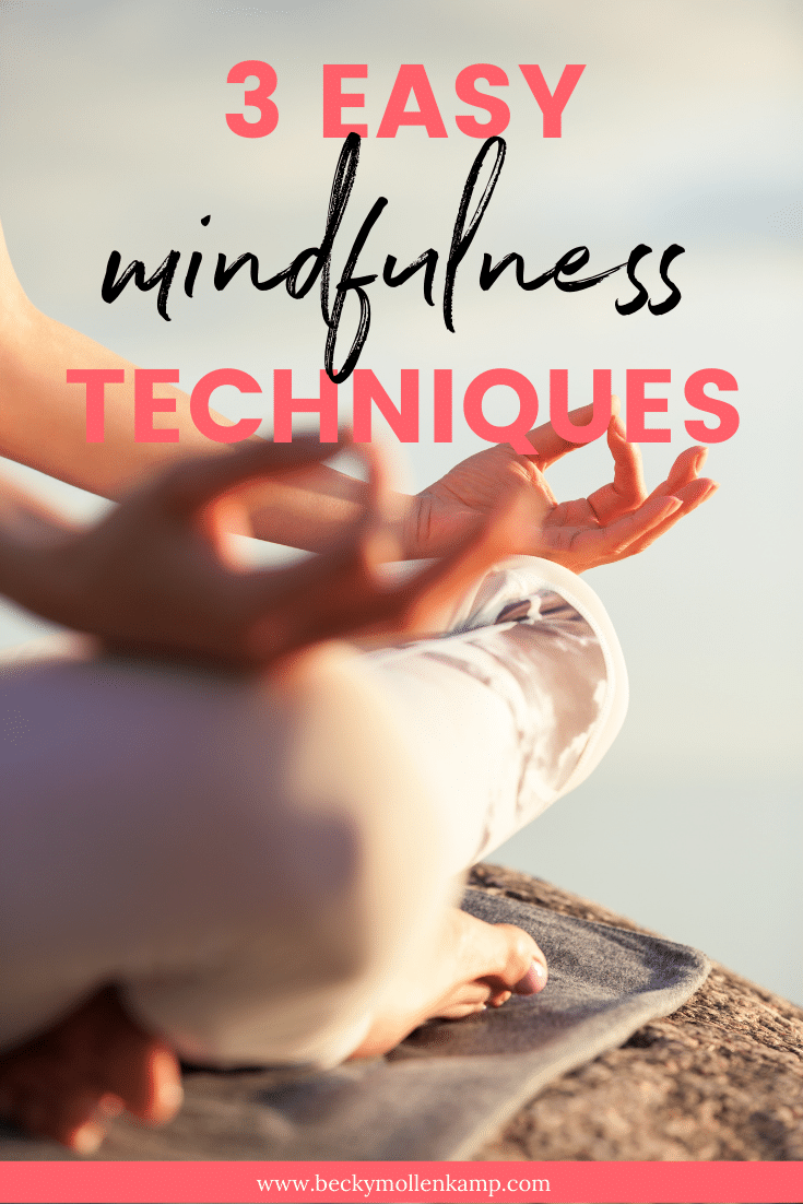 Looking for quick mindfulness exercises? These three ideas can help you be present in minutes.