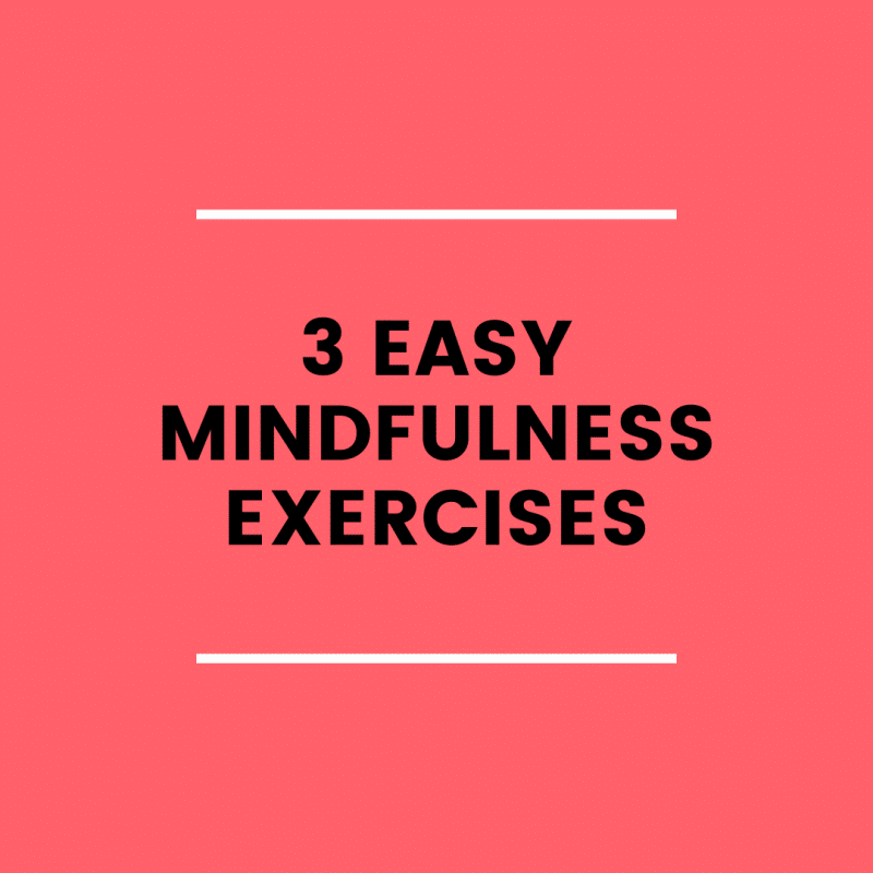 Free Mindfulness Exercises for Everyday