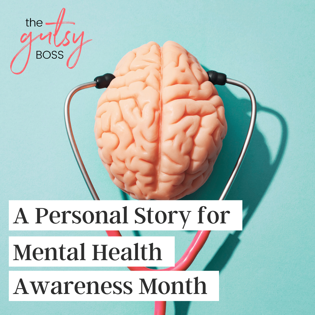 Mental Health Awareness Month (podcast)