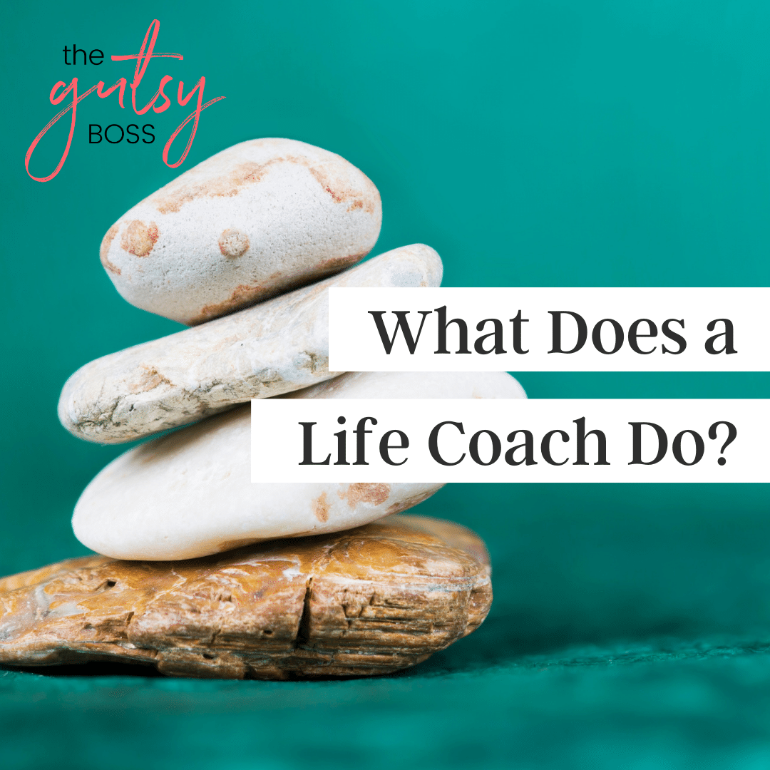 What Does a Life Coach Do Exactly (podcast)