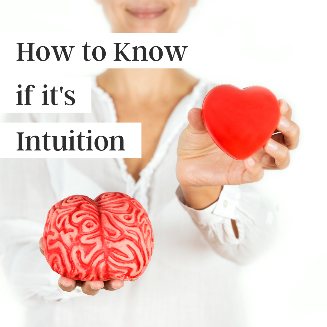 Intuition or Fear? (podcast)